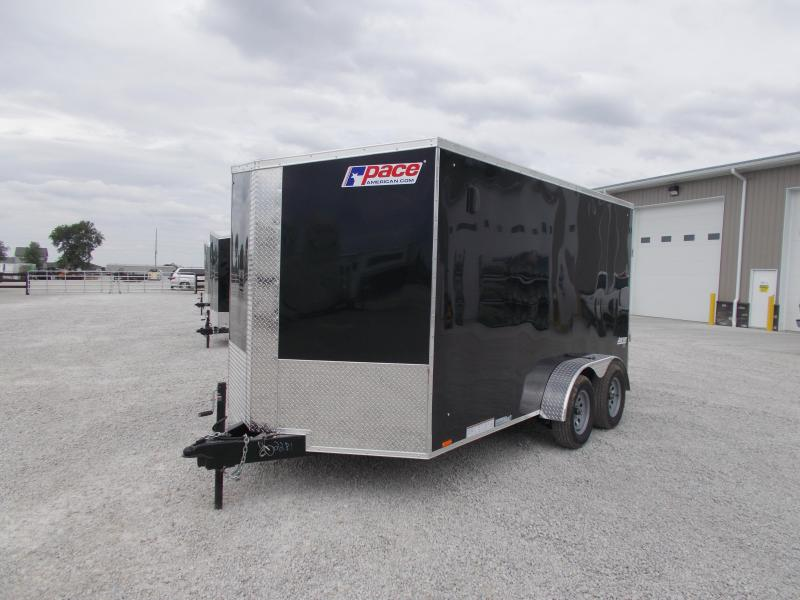 *NEW* Pace Extra Tall 7K GVWR 7X14' Enclosed Cargo Trailer