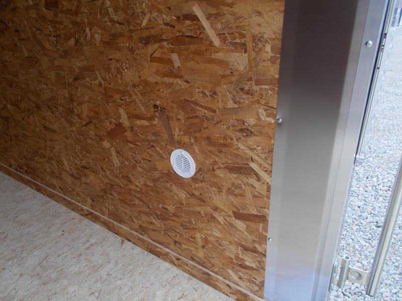 *NEW* Pace 7X12' Ramp Door Enclosed Cargo Trailer