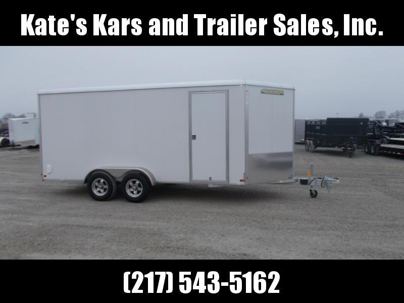 *NEW** BEST DEAL!! Aluma 7X16' Extra Tall Cargo Trailer Enclosed Cargo Trailer in Ashburn, VA
