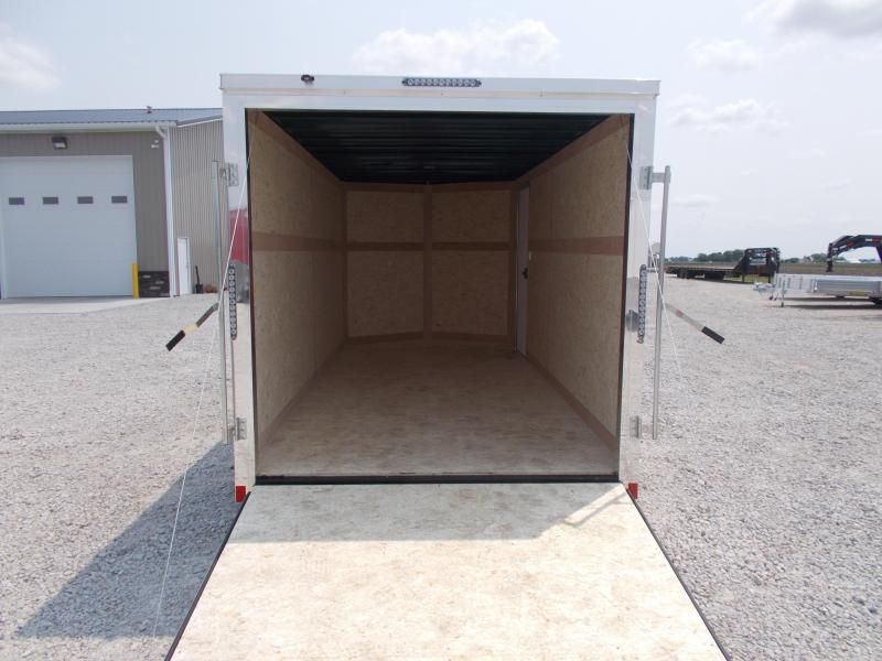 2020 Cross Trailers 7X16' Extra Tall ATV UTV Enclosed Cargo Trailer