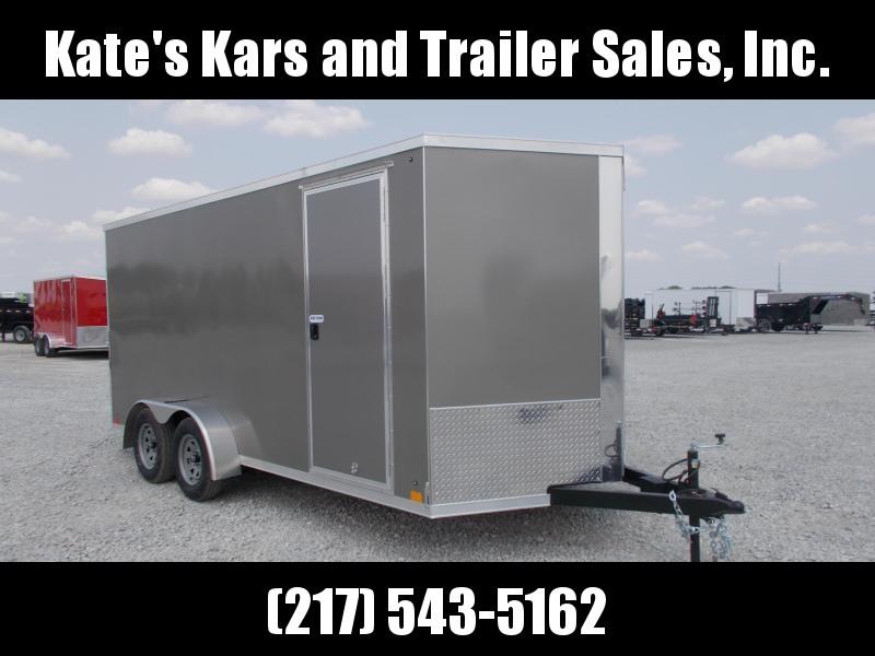 2020 Cross Trailers 7X16' Extra Tall ATV UTV Enclosed Cargo Trailer in Ashburn, VA