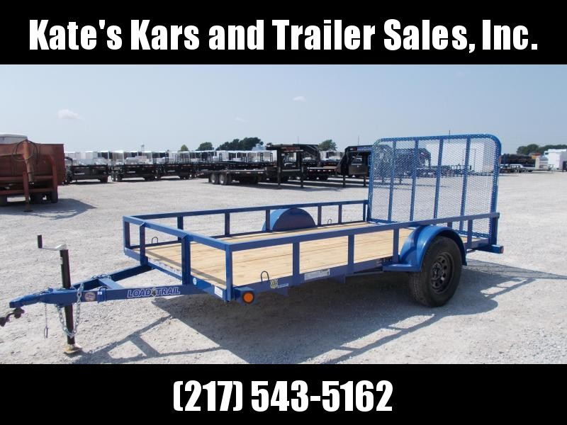 *NEW* Load Trail Tube Top 77x12' utility Trailer