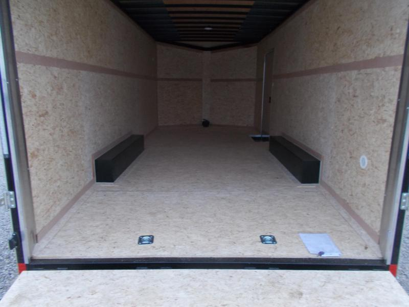 *NEW** Pace 8.5X20' Enclosed Cargo Trailer Car Hauler
