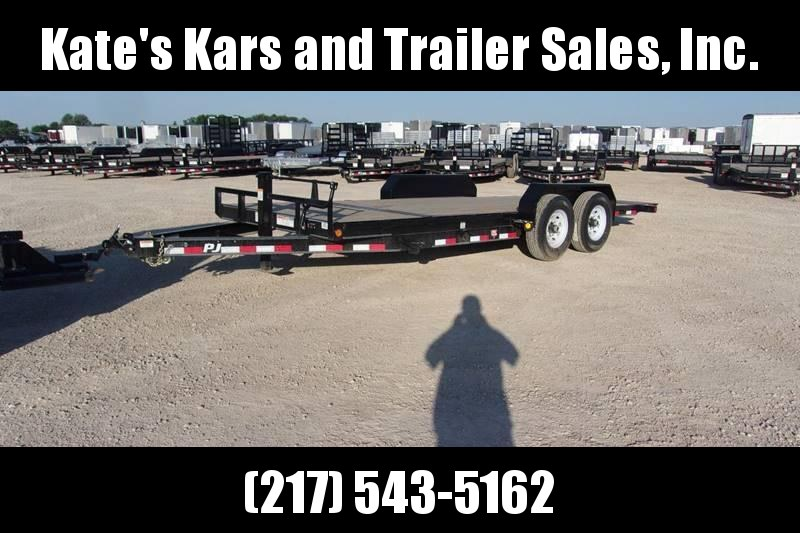 *NEW* 2019 PJ 20' Tilt Implement Trailer 14K LB T6