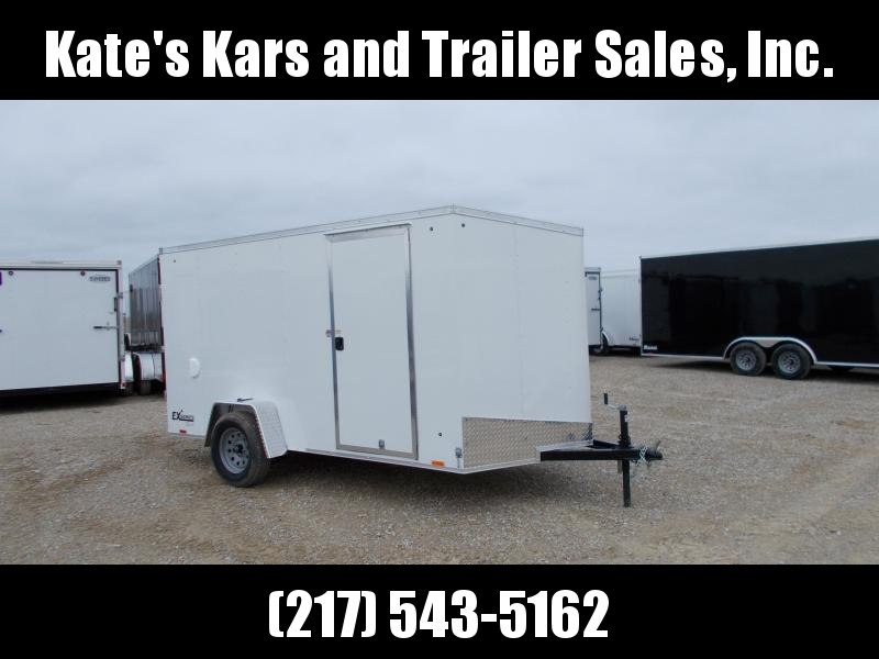*NEW* Cargo Express 6X12' Enclosed Cargo Trailer