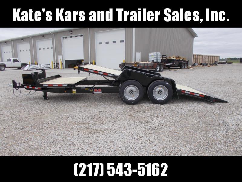 *NEW*  B-B 16000 LB Tilt 83X20' Long Equipment Trailer
