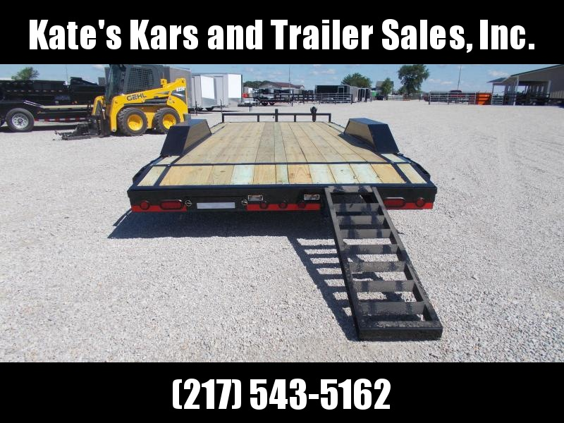 *NEW** Load Trail 102X22' Buggy Hauler Car Trailer DRIVE OVER fenders
