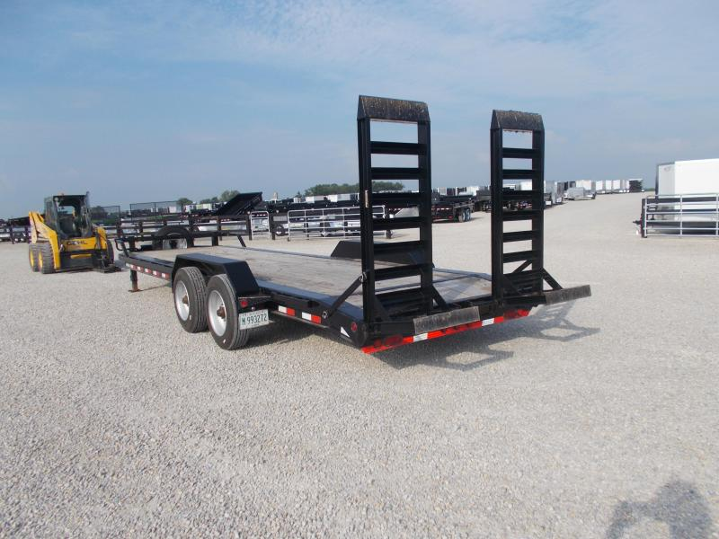 USED 82x24' Load Trail 20K LB GVWR Equipment Trailer
