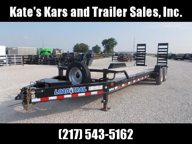 USED 82x24' Load Trail 20K LB GVWR Equipment Trailer