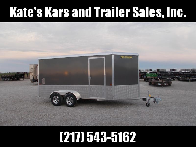 *NEW**  Aluma 7X14' Extra Height Aluminum Cargo Box Trailer  in Ashburn, VA