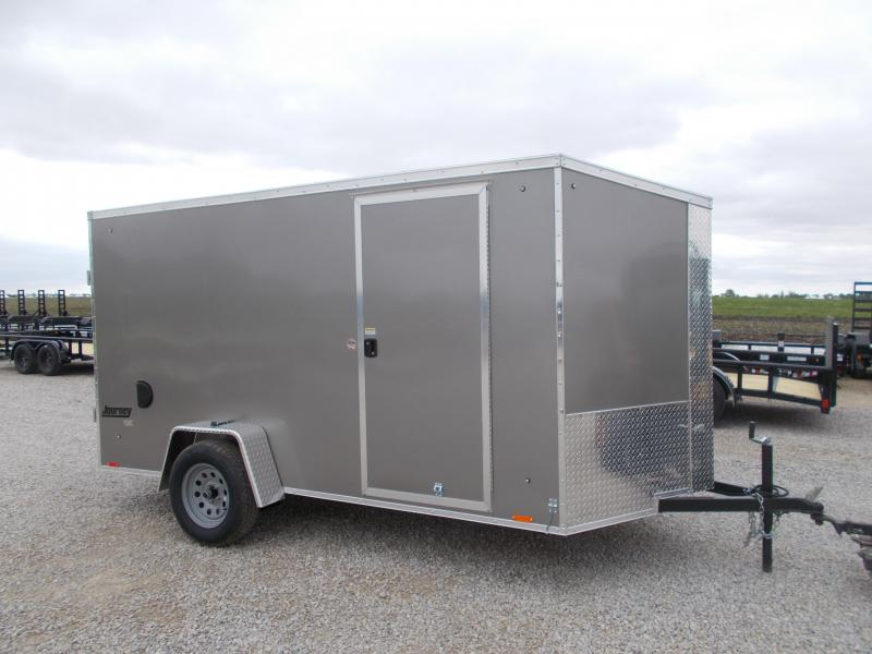 HUGE SELECTION* Pace 6X12' Screwless Sides cargo Enclosed Cargo Trailer