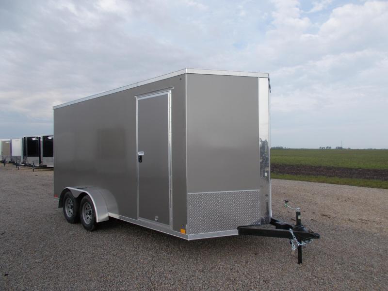 2020 Cross Trailers 7X16 Extra 12 Height UTV Enclosed Cargo Trailer