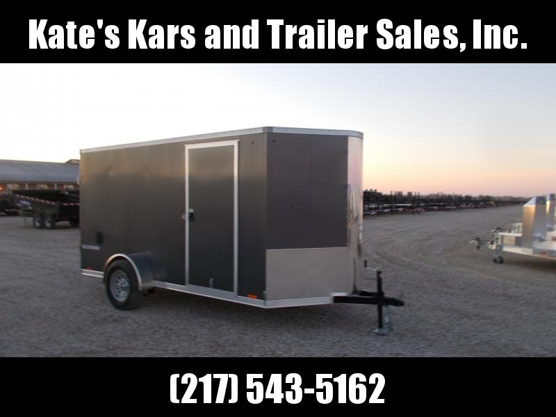 2020 Pace American 6X12' cargo Sport HD Enclosed Cargo Trailer