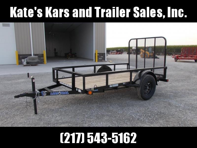 *NEW* Load Trail 5X10' Utility Trailer
