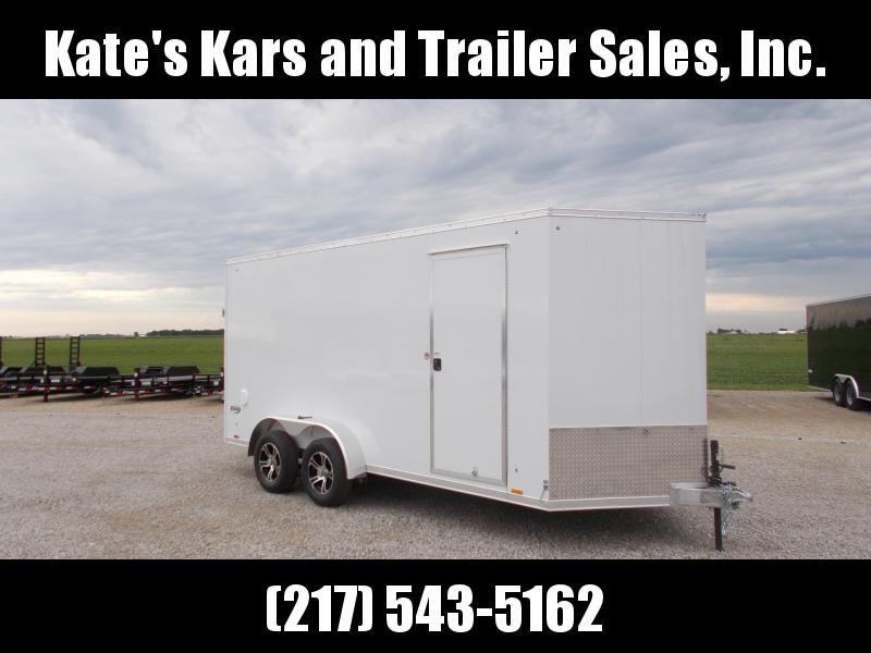 2020 Pace American 7X16 All Aluminum Enclosed Cargo Trailer