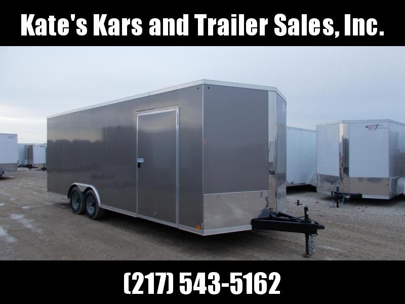 2020 Cross Trailers 8.5X22' HD Extra Tall Enclosed Cargo Trailer Enclosed Cargo Trailer