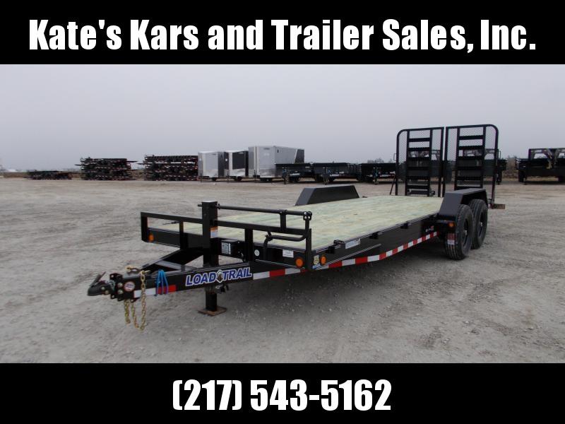 *NEW* Load Trail 22' Equipment Trailer 14K LB HD Split Gate