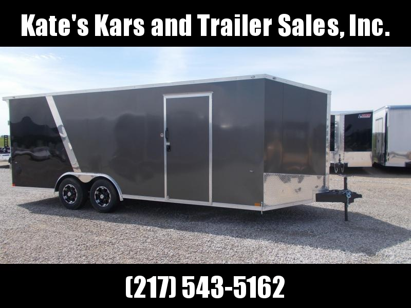 *NEW* Two Tone Formula Trailers 8.5X20' HD 9990 GVWR Enclosed Cargo Trailer
