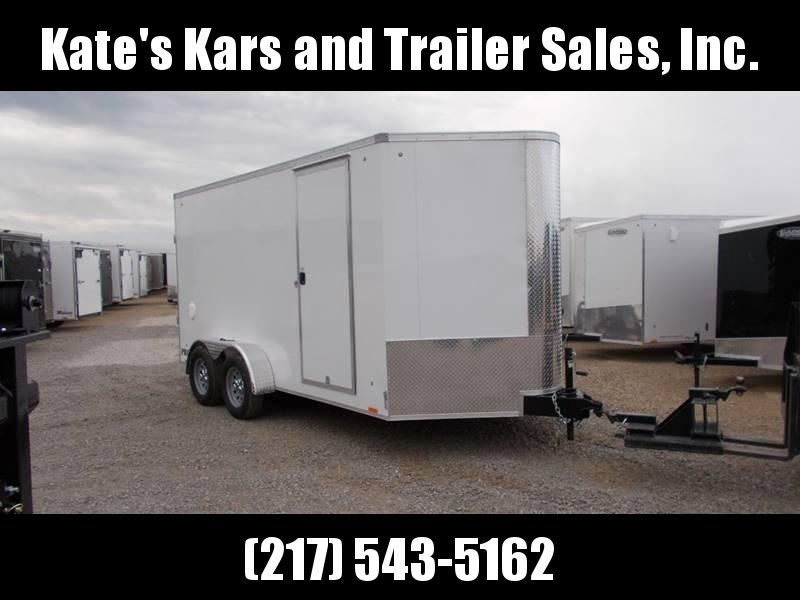 "*NEW* Cargo Express 7X14' Enclosed Trailer 6"" additional height"