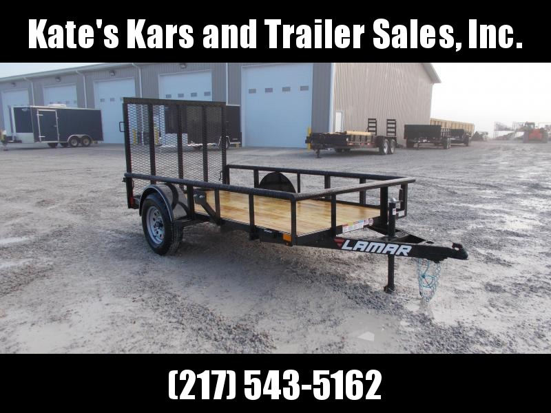 *NEW* Lamar 5x10 atv Utility trailer