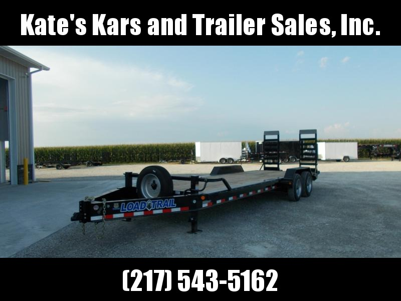 CHECK IT OUT 2019 Load Trail EH20 Trailer 82x24 20K LB GVWR Equipment Trailer