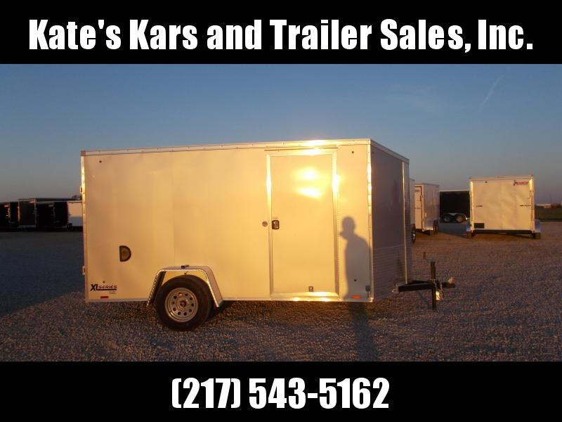 2020 Cargo Express 6X12 Screwless Sides Enclosed Cargo Trailer