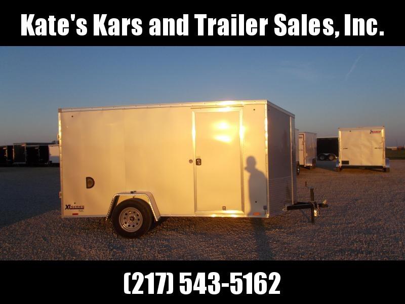 *NEW** Cargo Express 6X12' Screwless Sides Enclosed Cargo Trailer