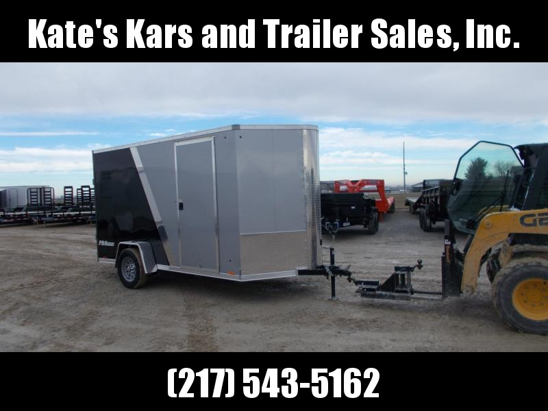 **NEW** Cargo Express Pro Series Extra Tall 6X12' Enclosed Cargo Trailer