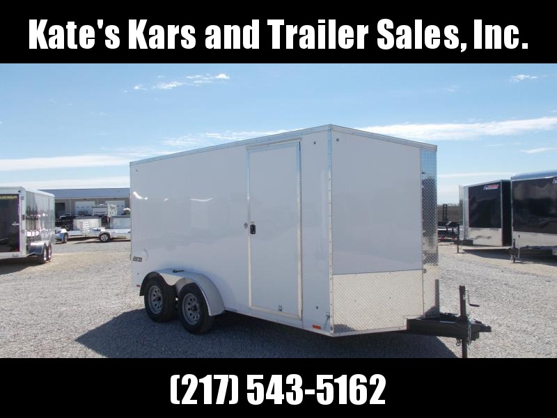*NEW* Pace Extra Tall 7X14' 7K Enclosed Cargo Trailer for sale