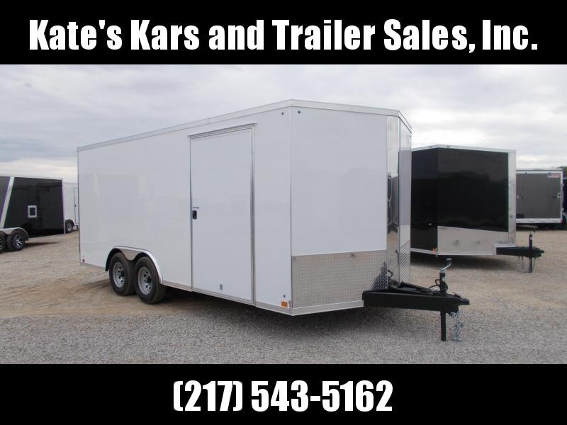 *NEW* Cross  8.5X18' HD 9990 LB GVWR Enclosed Cargo Trailer in Ashburn, VA
