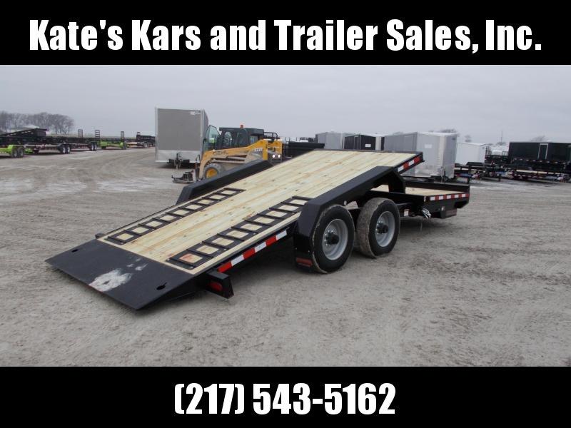 *NEW* Midsota 83X22' Tiltbed Equipment Trailer 20K LB GVWR  in Ashburn, VA