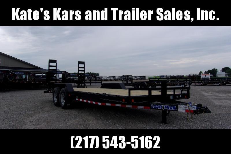 *NEW Load Trail 83X22' 14K LB GVWR Equipment Trailer