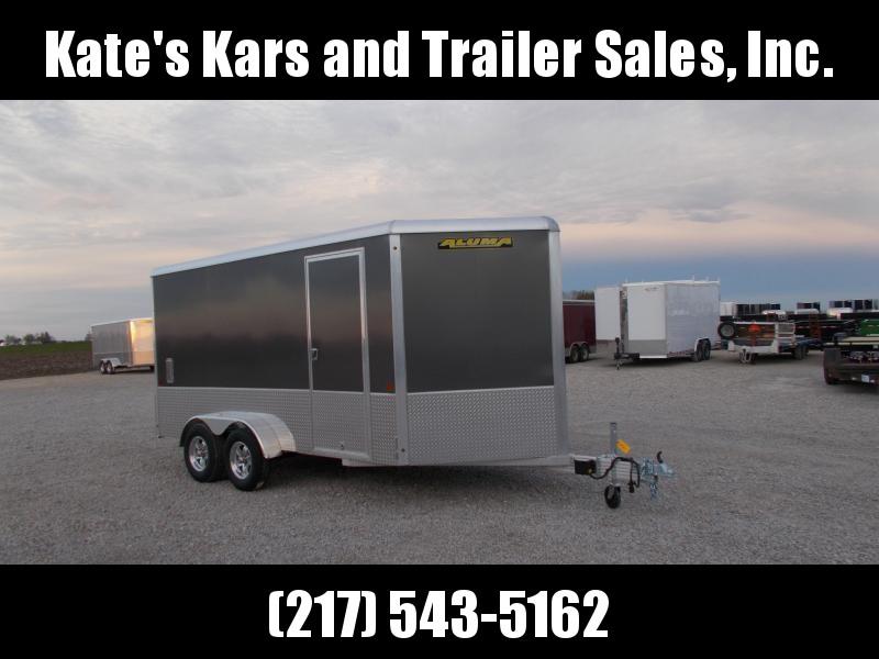 *NEW!! Aluma 7X14' Extra Tall Aluminum Cargo Trailer Enclosed PULLS LIKE A DREAM in Ashburn, VA
