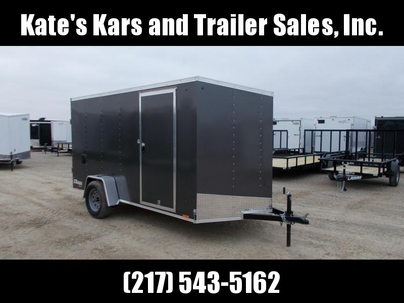 *NEW* Cargo Express 6X12 Enclosed Cargo Trailer