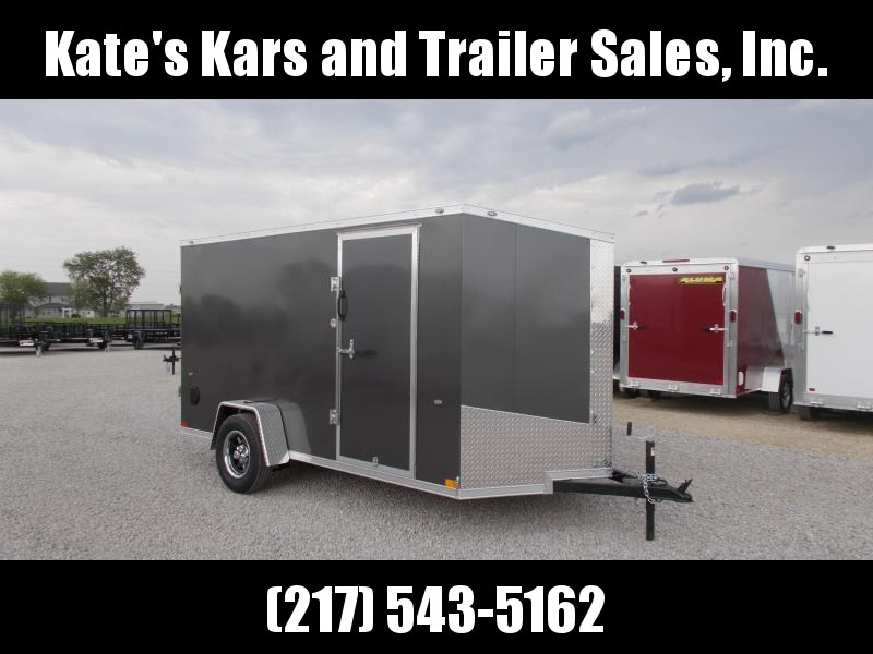 2020 Formula Trailers 6X12 Box Trailer Enclosed Cargo Trailer