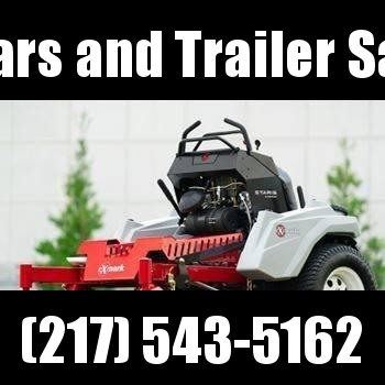 """2019 Exmark Staris S-Series 52"""" stand on lawn mower for sale"""