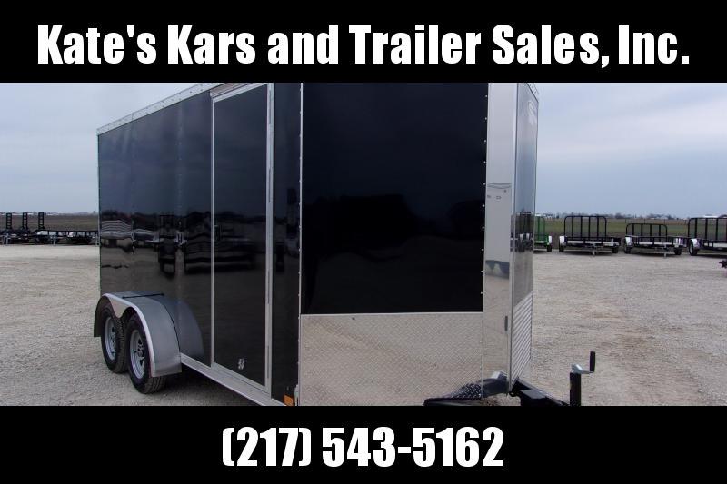 *NEW* Cross 7x14' Extra Tall Heavy Duty Enclosed Cargo Trailer