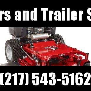 "LEFT OVER!! 2018 Ferris Mowers FW35 52"" walk behind Commercial Lawn Mower for sale IN Illinois"