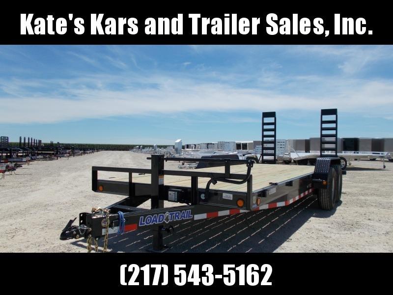 "*NEW* Load Trail 83""X20' Equipment Trailer 14K LB"