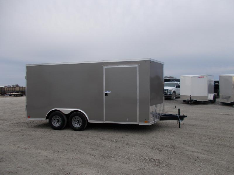 2020 Cross Trailers 8.5X16' HD 9990 LB Enclosed Trailer Enclosed Cargo Trailer