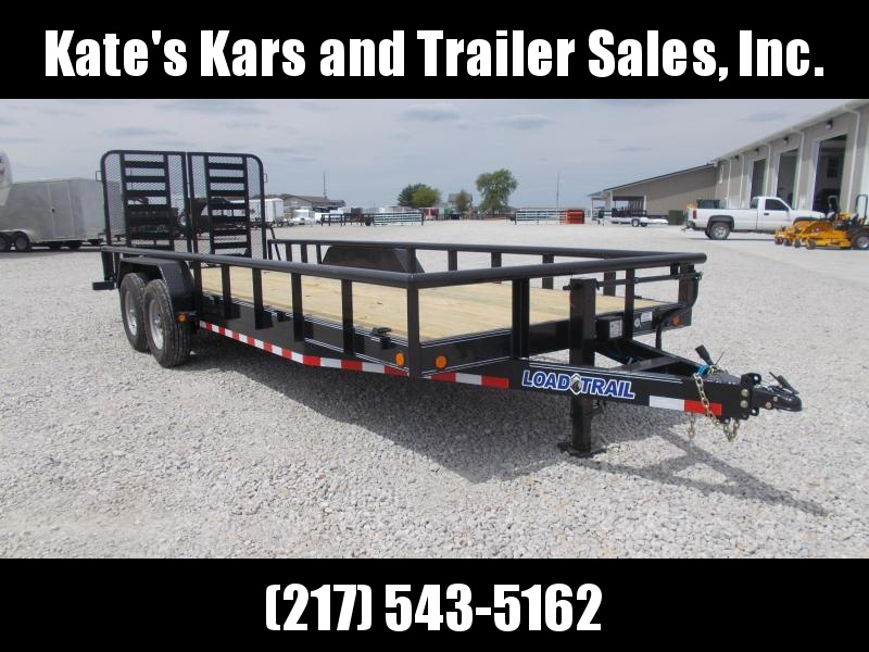 *NEW* Load Trail CS14 Landscape 83 x 22' Equipment Trailer