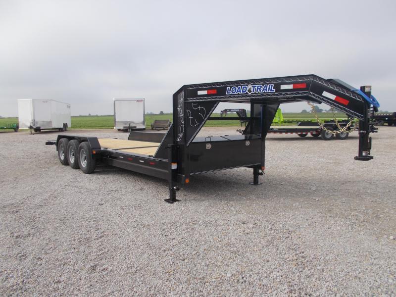2019 Load Trail Triple Axle 83X24 Tilt Equipment Trailer