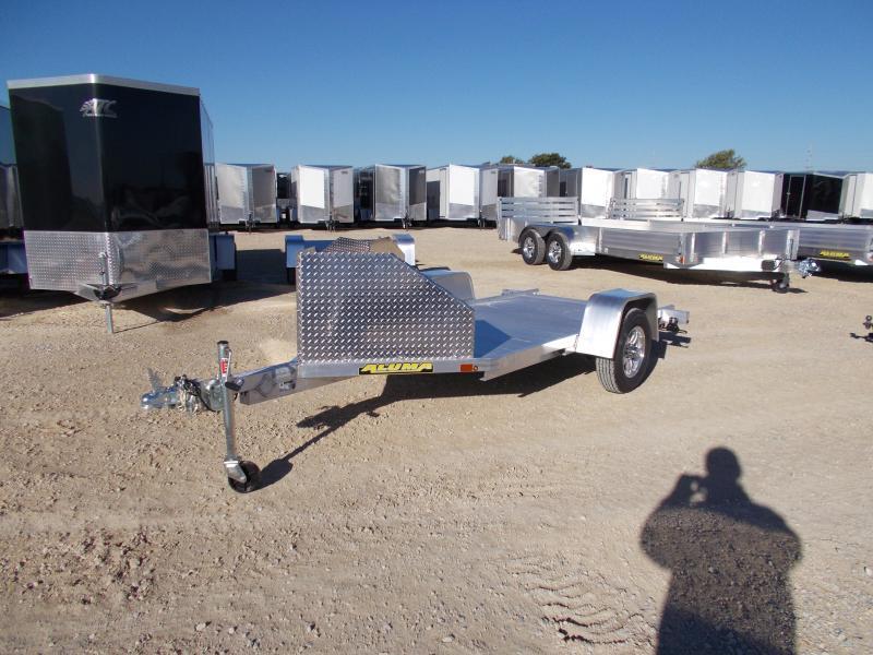 *NEW* Aluma MC10 Aluminum Motorcycle trailer