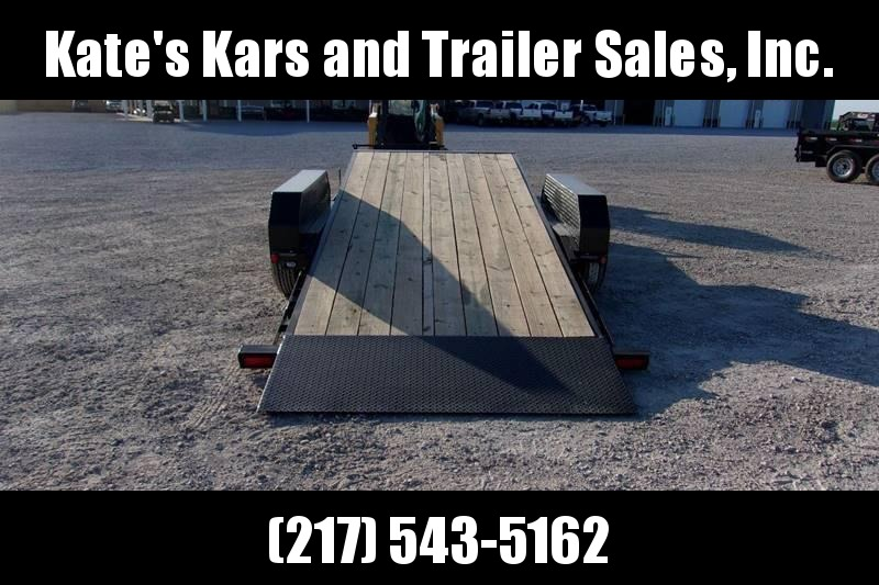 LEFT OVER Discounted 2019 PJ Trailers 82X20' 14000 LB GVWR tilt trailer