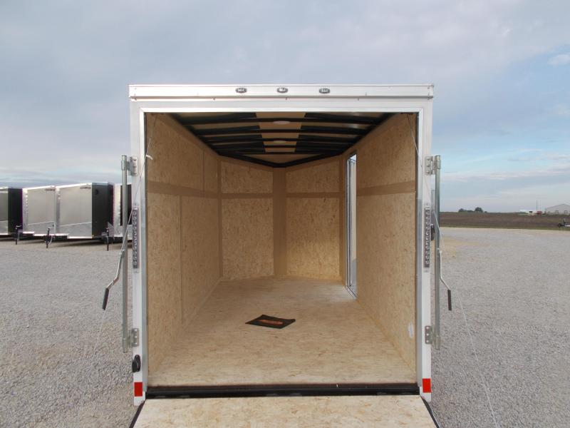*NEW* Formula Screwless Side 6X12' Enclosed Cargo Trailer