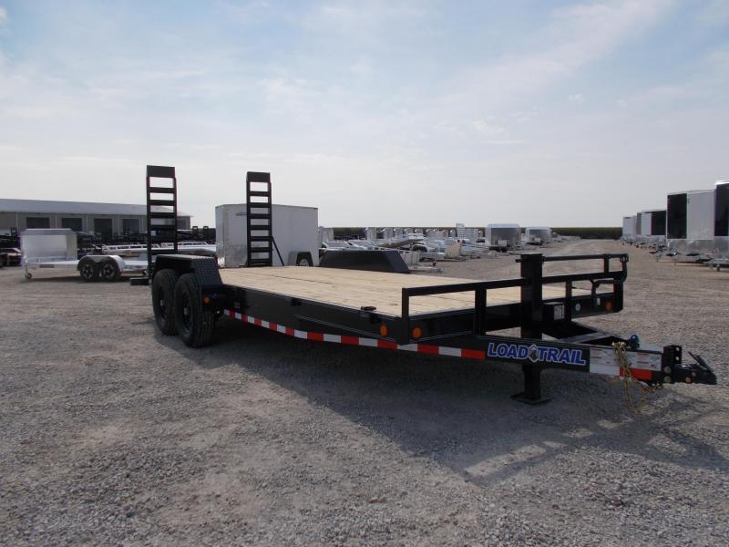 *NEW* Load Trail 20' Equipment Trailer 14K LB GVWR