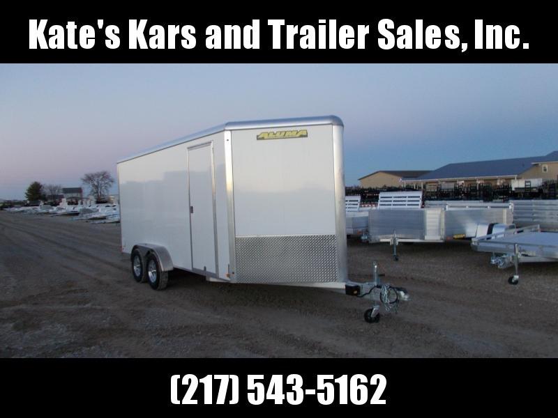 *NEW* Aluma 7X16' Extra Tall Aluminum Cargo Trailer AE716TAR in Ashburn, VA