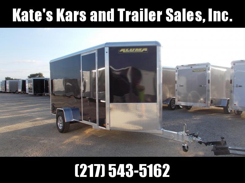*NEW* Aluma 6X12' Extra Tall aluminum Enclosed Cargo Trailer for sale in Ashburn, VA