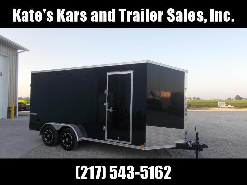 2020 Impact Trailers 7X16 Extra Height Shockwave Enclosed Cargo Trailer in Ashburn, VA