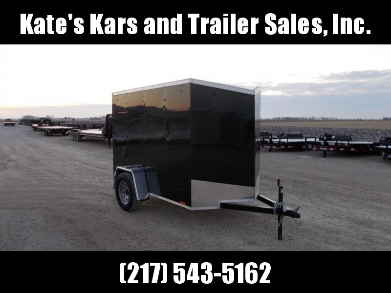 *NEW* 5X8' Enclosed Cargo Trailer Ramp Door
